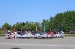 2017年 三共タイヤ旗開会式